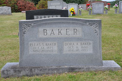 Pleas Solomon Baker