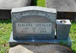 Alberta Spencer