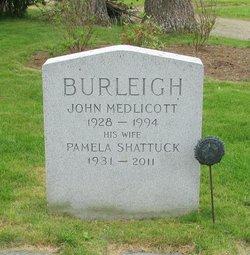John Medlicott Burleigh