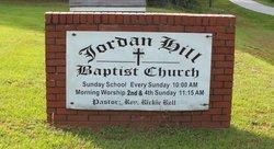 Jordan Hill Baptist Church Cemetery