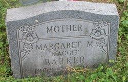 "Margaret M. ""Maggie"" Barker"