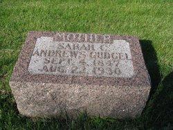 Sarah C <I>Laramore</I> Gudgel