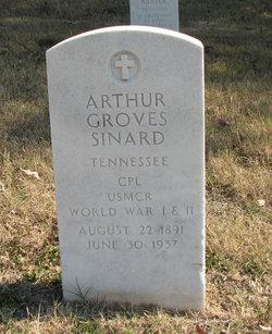 Arthur Groves Sinard