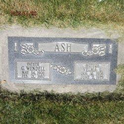 George Wendell Ash