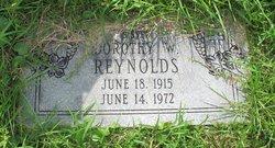 Dorothy <I>Luft</I> Reynolds