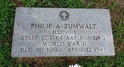 Sgt Philip Arthur Zumwalt