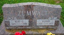 """Francis Alonzo """"Alonzo"""" Zumwalt"""