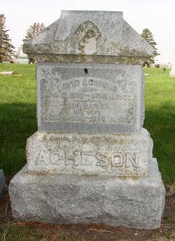 Margaret <I>Robinson</I> Acheson