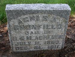 Agnes A. <I>Acheson</I> Grunfield