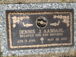 Dennis J Aandahl