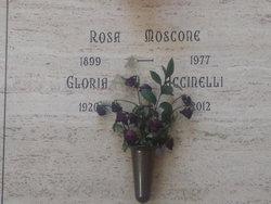 Mrs Gloria Marie <I>Moscone</I> Accinelli