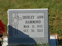 Shirley A Hammond