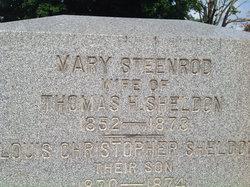 Mary <I>Steenrod</I> Sheldon