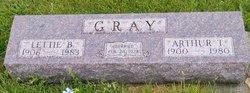 Lettie B. Gray