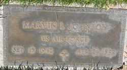 Marvin L Johnson