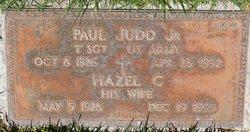 Paul Judd, Jr