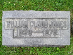 William Cloud Jones