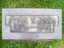 Byrde W. Jones