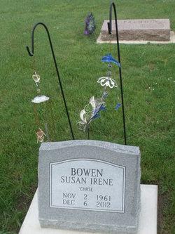 Susan Irene <I>Chase</I> Bowen