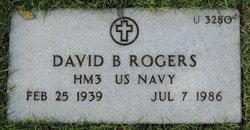 David B Rogers