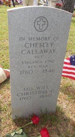 Chesley Callaway