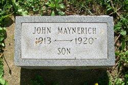 John Maynerich