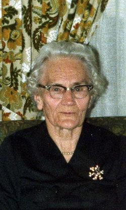 Mary Myrtle <I>Marx</I> Larsen