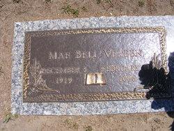 Mae Bell <I>Todd</I> Vereen