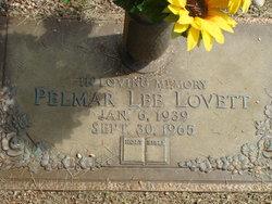 Palmer Lee Lovett