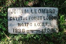 John Wyckoff Leonard