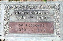 Eda B Goldsmith