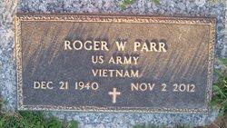 Roger W Parr