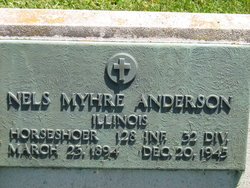 Nels Myhre Anderson