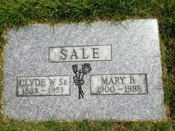 Clyde W Sale