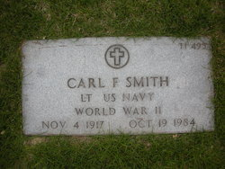 Carl F Smith