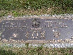 Mary Ruth <I>Davis</I> Fox