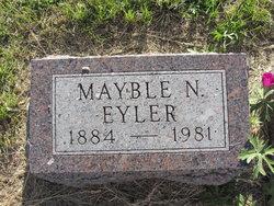 Mayble N. <I>Loder</I> Eyler