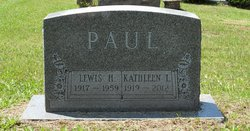 Kathleen L Paul