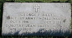 George F Bills