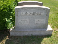Joseph Fondarvest