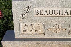 Janet G. <I>Wood</I> Beauchamp
