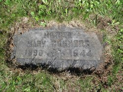 """Mary Ann """"Molly"""" <I>Foran</I> Connors"""