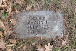 Martin Louis Anderson