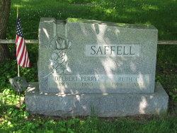 """Delbert C """"Perry"""" Saffell"""