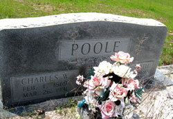 Charles W Poole