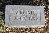"Mary Virginia ""Vergie"" Stewart"