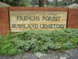 French's Forest Cemetery