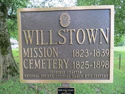 Willstown Mission Cemetery