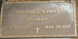 Eugene Lloyd Evans