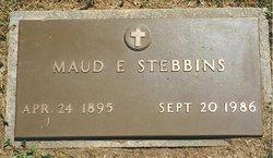 Maud Edna <I>Eberly</I> Stebbins